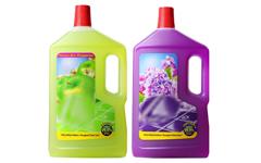 Detergente para o chão