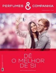 Folheto Perfumes & Companhia Lisboa